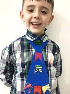 Como customizar uma gravata para Festa Junina Selfies, Jackets, Fashion, Ideas For Mothers Day, Weddings, Style, Bebe, Down Jackets, Moda