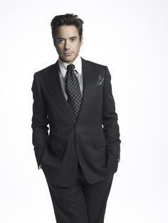 Robert Downey, Jr. He's Charlie Chaplin, Sherlock Holmes, AND Iron Man. Is there anything he can't do?