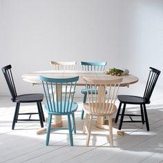 "Chair "" Lilla Åland "" By Carl Malmsten . ""Born"" in 1942 Decor, Furniture, Interior, Home Furniture, Bentwood Chairs, Dining Furniture, Dining Table, Dining Chairs, Ercol Furniture"