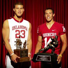 Blake Griffin & Sam Bradford