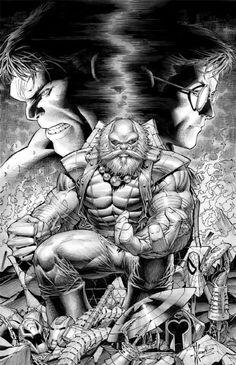 #Hulk #Fan #Art. (The Hulk) By: Dale Keown. ÅWESOMENESS!!!™ ÅÅÅ+
