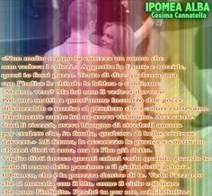 RECENSIONE IN ANTEPRIMA!!  ღღღ  IPOMEA ALBA  ღღღ     ⇝ ⇝ ⇝  di Cosima Cannatella