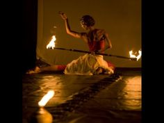 Gora Fire Gear - Fire Contact Staff - Fire Juggling Equipment for Fire Jugglers and Fire Performers