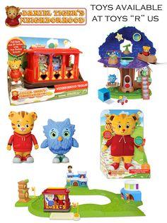 Daniel Tiger's Neighborhood Toys Inspire Creativity & Imaginative Play - #DanielTigerToys