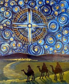 advent artwork | ART ALONG THE WAY: ADVENT ARTWORK