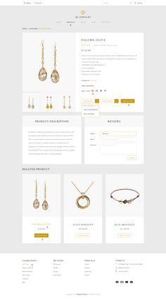 Dribbble - bejewelry_detail.jpg by C-Knightz Art