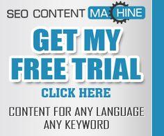 seo content machine free trial