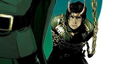 LOKI: AGENT OF AXIS? Writer Al Ewing Won't Tell Whose Side He's On | Newsarama.com