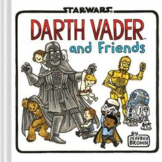 New York Times Bestseller: Darth Vader and Friends!