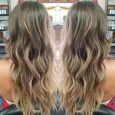 Balayage Hair Brunette With Blonde, Bronde Balayage, Brown Hair Balayage, Hair Color Balayage, Haircolor, Wedding Hair Colors, Wedding Hair And Makeup, Hair Makeup, Caring For Colored Hair