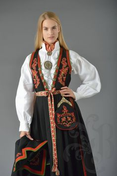 Norwegian Clothing, Norway, Bomber Jacket, Vest, Fashion Outfits, People, Jackets, Clothes, Dresses
