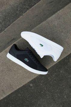 new concept 09429 58cc5 Men Sneakers, Running Sneakers, Casual Sneakers, Sneakers Fashion, Fashion  Shoes, Lacoste
