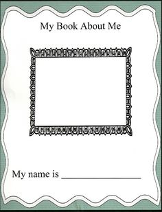 Cute idea for a take-home project: Lorinda-Character Education: My Book About Me & I'm Special Booklet; Self Esteem 4 Positive Self Esteem, Positive Self Talk, Therapy Worksheets, Therapy Activities, Counseling Worksheets, Group Activities, Elementary Counseling, School Counseling, Coping Skills