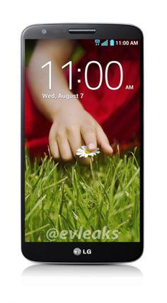 LG Optimus G2 : il devrait ressembler à ça