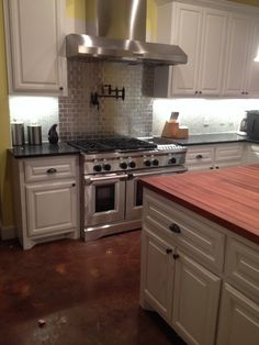 Beautiful Kitchen With Thermador Ovens And Range Kitchens Glamorous Kitchen  Aid Range Review