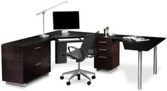 BDI 6019 Sequel Corner Desk   2Modern