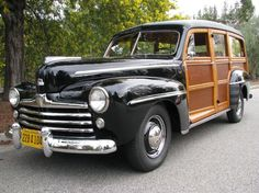 1948 Ford Super Deluxe Woody Wagon for sale #1765278 | Hemmings Motor News. Take a close look at this one!