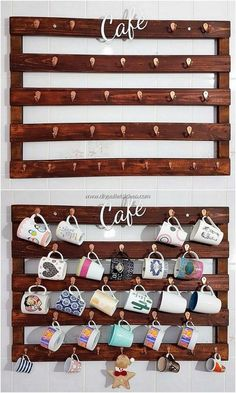Use Pallet Wood Projects to Create Unique Home Decor Items – Hobby Is My Life Reclaimed Wood Furniture, Diy Pallet Furniture, Diy Pallet Projects, Pallet Ideas, Garden Furniture, Old Pallets, Wooden Pallets, Wooden Diy, Bar Furniture For Sale