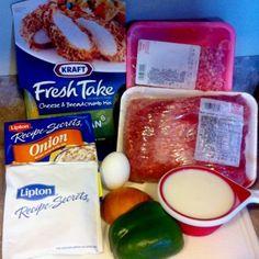 Best Meatloaf recipe ever!