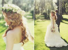 Real Wedding from a Vera Wang Moscow bride