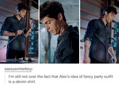 The beautiful male specimen known as Matthew Daddario, aka Alec Lightwood - Shadowhunters Mortal Instruments Books, Shadowhunters The Mortal Instruments, Matthew Daddario, Cw Series, Book Series, Jace Lightwood, Alec Lightwood Aesthetic, Shadowhunters Tv Show, Shadowhunters Outfit