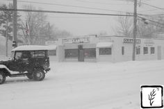 Snowstorm, B&W Photograph, photo print, fine art, wall art, home decor, winter, snow, wintry, blizzard, New York, Long Island, harbor, haiku by BraveWheatPhotos on Etsy