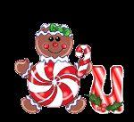 Oh my Alfabetos!: Alfabeto animado de golosinas navideñas.