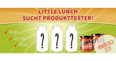 Little Lunch test Little Lunch, Foods