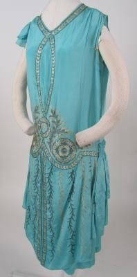 Flapper dress on NovaMuse