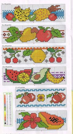 Thrilling Designing Your Own Cross Stitch Embroidery Patterns Ideas. Exhilarating Designing Your Own Cross Stitch Embroidery Patterns Ideas. Cross Stitch Boarders, Cross Stitch Fruit, Cross Stitch Kitchen, Cross Stitch Bookmarks, Cross Stitch Heart, Cross Stitch Flowers, Cross Stitch Designs, Cross Stitching, Cross Stitch Patterns