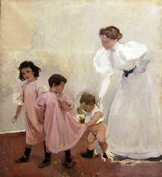 Joaquin Sorolla y Bastida (Valencia, Spain, 1863-1923) - Museo Sorolla, Madrid.