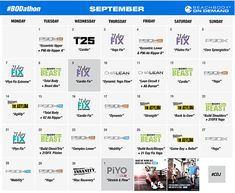 """On Oct 31, Beachbody CEO Carl Daikeler will complete three difficult Beachbody workouts, back-to-back. Four, actually, but the last one is a cooldown, so we're not counting it as a """"workout."""" The BODathon training kicks off September 1st. Check out the schedule and follow along with him!"""