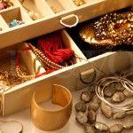 25 ideias criativas para guardar suas bijuterias