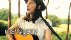 James Bay - When We Were On Fire // Mahogany Session (+playlist)