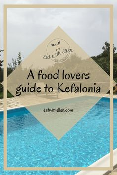A food lovers guide to Kefalonia. Read about my experience of cuisine in Kefalonia or pin for reference later.