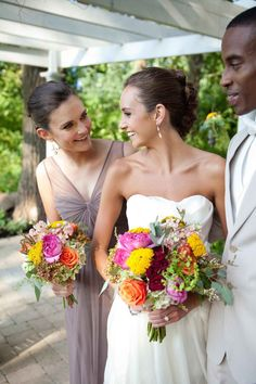 Autumn Garden Wedding: Intimate Meets Elegant Romance - Central Indiana Issue 3 2015 Cover Shoot | WeddingDay Magazine | Design Group Indy
