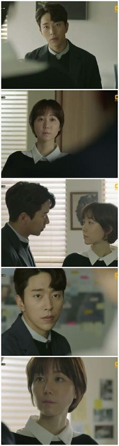 Tunnel drama  Kim sun jae  Yeon ho
