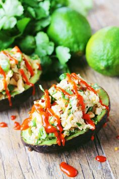 Blue Harbor Spicy Avocado Tuna Recipe  During Expo West I had the great privilege of meeting Blue Harbor's Registered Dietician Laura Ali to talk about benefits of eating wild caught fish, and different ways to incorporate into our daily nutrition. Some of the benefits of tuna include: