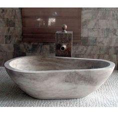 WS Bath Collections Piedra Pavo Bath