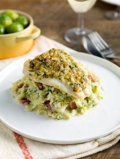 Vis Tasty, Yummy Food, Avocado Toast, Guacamole, Quiche, Nom Nom, Seafood, Cabbage, Food And Drink