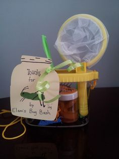 Bug Party Favor.  One Crafty Chick