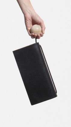 Building Block - Book a well rounded clutch