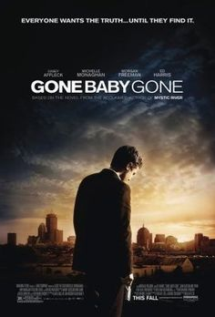 Gone Baby Gone (2007) movie #poster, #tshirt, #mousepad, #movieposters2