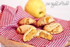 Biscotti alle mele (Cuor di mela)
