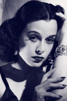 bigbennklingon: Hedy Lamarr - BIG BENN KLINGON