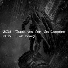 2018 Thank You for the Lessons 2019 I Am Ready Who's Ready💪 Inspirational Words About Life, Best Inspirational Quotes, Motivational Words, Christmas Essay, Christmas History, Leadership, Love Articles, I Am Ready, Year Quotes