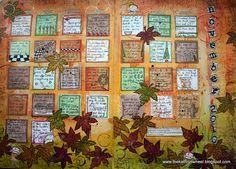 November finished! | by thekathrynwheel