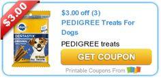 FREE Pedigree Dog Treats at Target on http://www.icravefreebies.com
