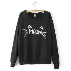 Cozy Meow Sweatshirt