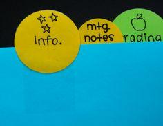 Ladybug's Teacher Files: All-in-One Teacher Binder {printable}- can modify as needed